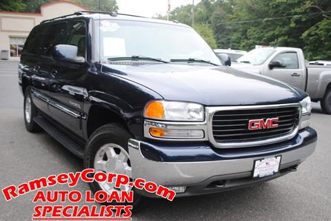 2005 GMC Yukon XL for sale in West Milford, NJ