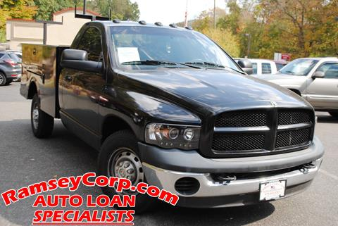 2005 Dodge Ram Chassis 2500 for sale in West Milford, NJ
