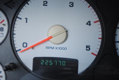 2005 Dodge Ram Chassis 2500