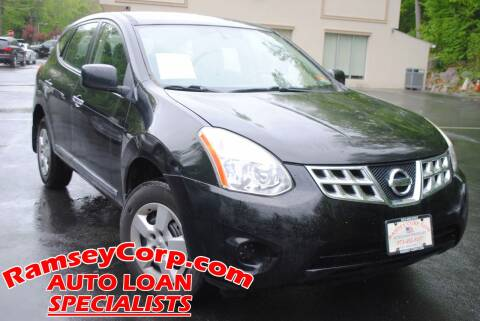 2011 Nissan Rogue for sale at Ramsey Corp. in West Milford NJ