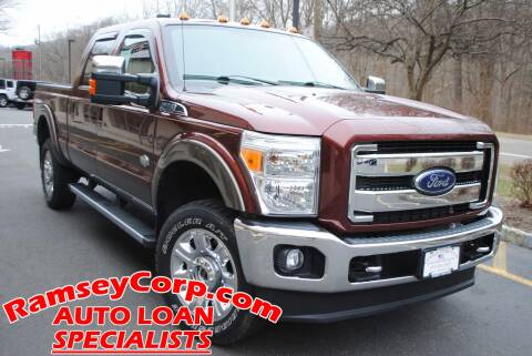 2016 Ford F-250 Super Duty for sale at Ramsey Corp. in West Milford NJ