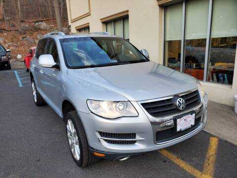 2010 Volkswagen Touareg VR6 FSI for sale at Ramsey Corp. in West Milford NJ