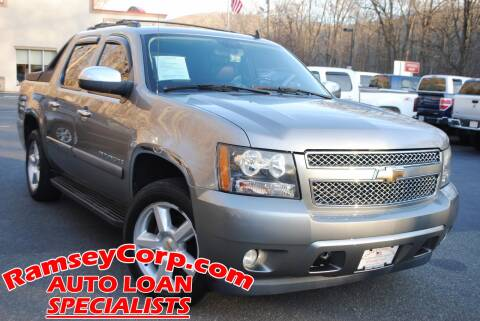 2008 Chevrolet Avalanche for sale at Ramsey Corp. in West Milford NJ