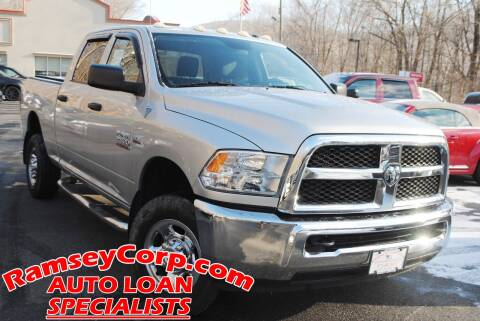 2013 RAM Ram Pickup 2500 for sale at Ramsey Corp. in West Milford NJ