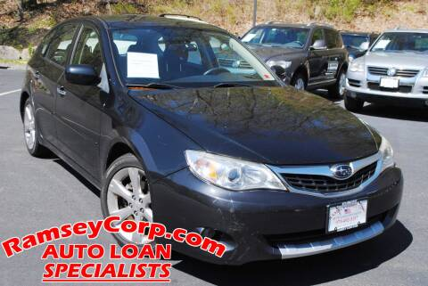 2009 Subaru Impreza for sale at Ramsey Corp. in West Milford NJ