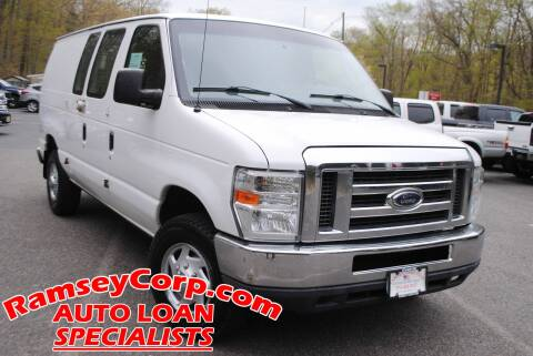 2011 Ford E-Series Cargo for sale at Ramsey Corp. in West Milford NJ