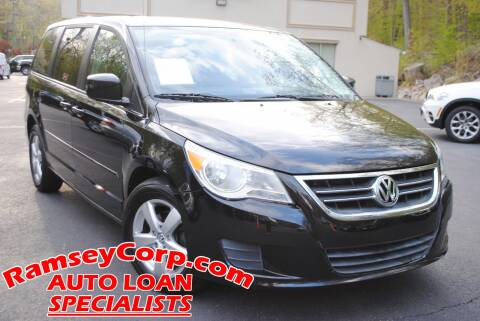 2010 Volkswagen Routan for sale at Ramsey Corp. in West Milford NJ