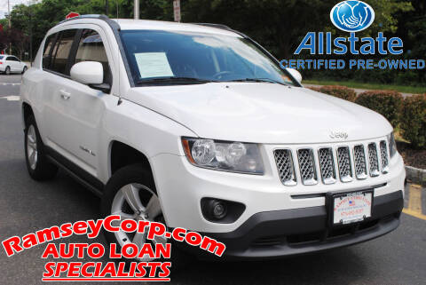 2014 Jeep Compass for sale at Ramsey Corp. in West Milford NJ