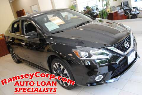 2019 Nissan Sentra for sale at Ramsey Corp. in West Milford NJ
