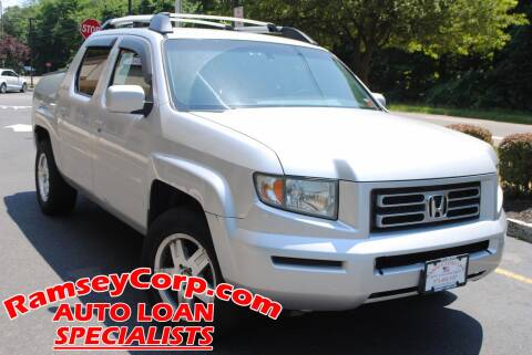 2006 Honda Ridgeline for sale at Ramsey Corp. in West Milford NJ