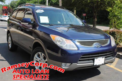 2010 Hyundai Veracruz for sale at Ramsey Corp. in West Milford NJ