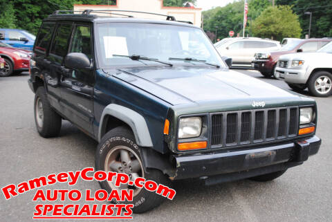 1998 Jeep Cherokee for sale at Ramsey Corp. in West Milford NJ