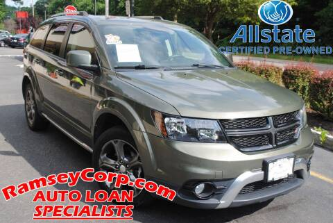 2016 Dodge Journey for sale at Ramsey Corp. in West Milford NJ