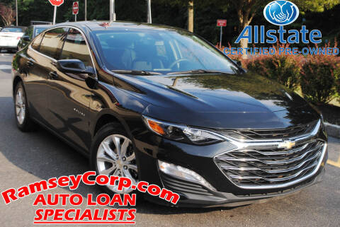 2019 Chevrolet Malibu for sale at Ramsey Corp. in West Milford NJ