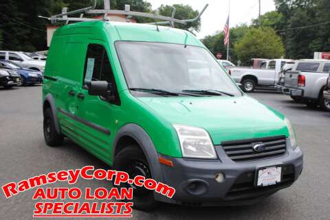 2012 Ford Transit Connect for sale at Ramsey Corp. in West Milford NJ