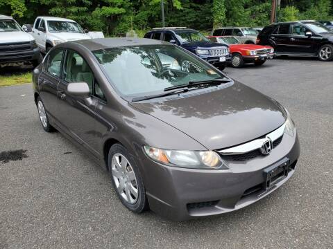2009 Honda Civic for sale at Ramsey Corp. in West Milford NJ