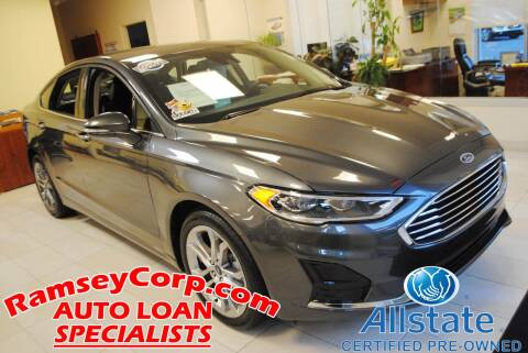2020 Ford Fusion for sale at Ramsey Corp. in West Milford NJ