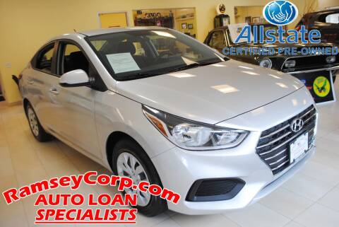 2020 Hyundai Accent for sale at Ramsey Corp. in West Milford NJ