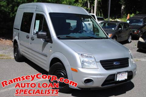2010 Ford Transit Connect for sale at Ramsey Corp. in West Milford NJ