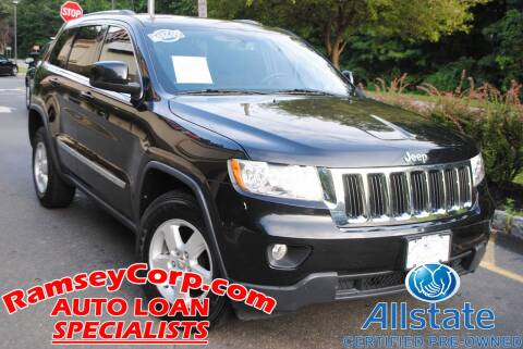 2012 Jeep Grand Cherokee for sale at Ramsey Corp. in West Milford NJ