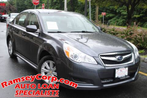 2010 Subaru Legacy for sale at Ramsey Corp. in West Milford NJ