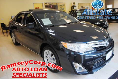 2014 Toyota Camry for sale at Ramsey Corp. in West Milford NJ