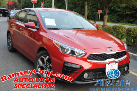 2019 Kia Forte for sale at Ramsey Corp. in West Milford NJ