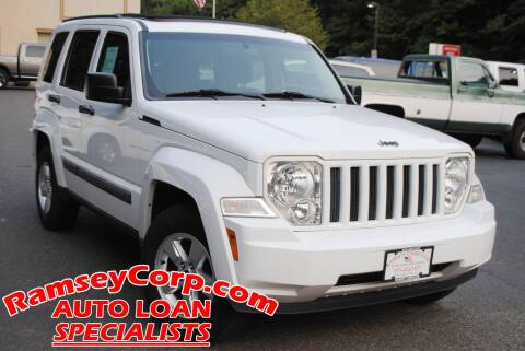 2012 Jeep Liberty for sale at Ramsey Corp. in West Milford NJ