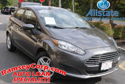 2018 Ford Fiesta for sale at Ramsey Corp. in West Milford NJ