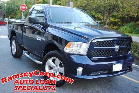2013 RAM Ram Pickup 1500 for sale at Ramsey Corp. in West Milford NJ
