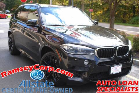 2015 BMW X5 M for sale at Ramsey Corp. in West Milford NJ
