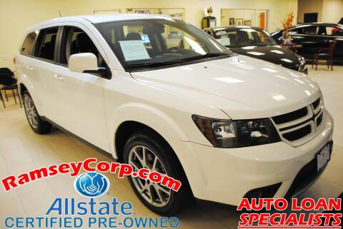 2019 Dodge Journey for sale at Ramsey Corp. in West Milford NJ