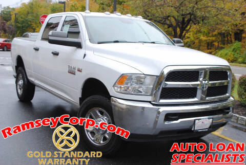 2015 RAM Ram Pickup 3500 for sale at Ramsey Corp. in West Milford NJ