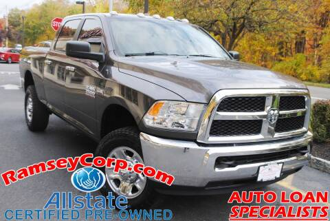 2015 RAM Ram Pickup 2500 for sale at Ramsey Corp. in West Milford NJ