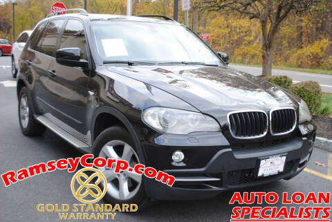 2008 BMW X5 for sale at Ramsey Corp. in West Milford NJ