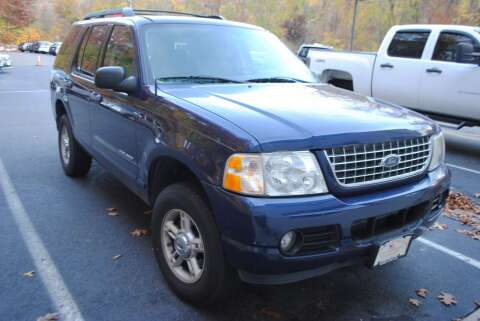2005 Ford Explorer for sale at Ramsey Corp. in West Milford NJ