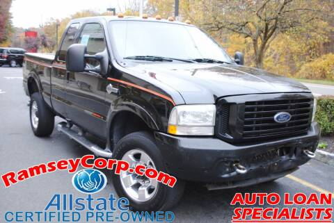 2004 Ford F-350 Super Duty for sale at Ramsey Corp. in West Milford NJ