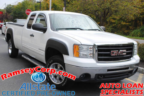 2009 GMC Sierra 1500 for sale at Ramsey Corp. in West Milford NJ