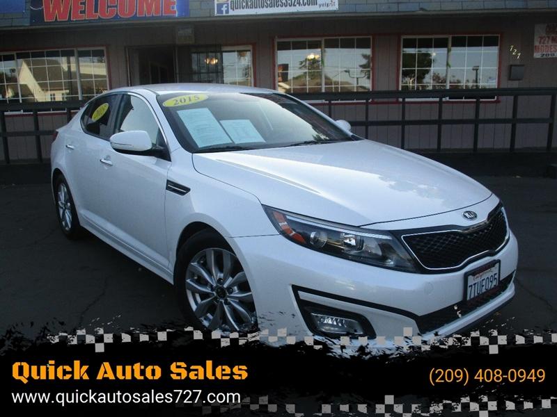 Modesto Auto Sales >> Quick Auto Sales Car Dealer In Modesto Ca