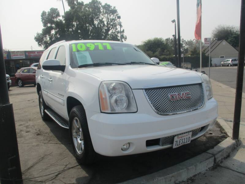 2007 GMC Yukon for sale at Quick Auto Sales in Modesto CA