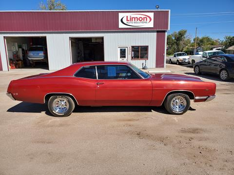 1969 Ford Galaxie for sale in Limon, CO
