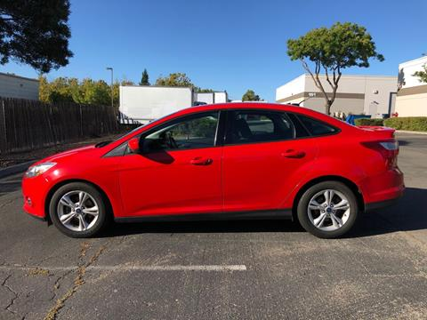 2012 Ford Focus for sale in Livermore, CA