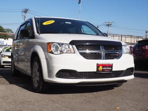 2016 Dodge Grand Caravan for sale in Bronx, NY