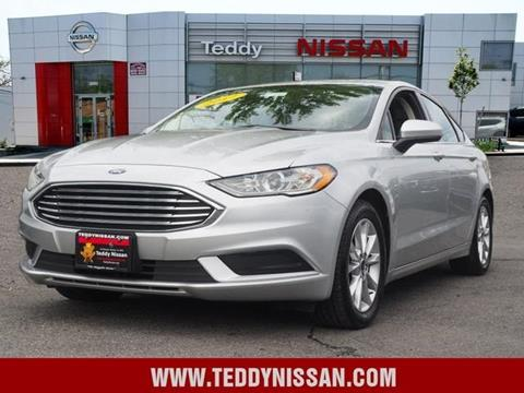 2017 Ford Fusion for sale in Bronx, NY