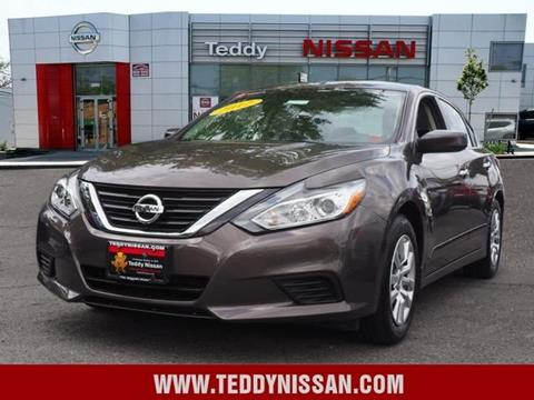 2017 Nissan Altima for sale in Bronx, NY