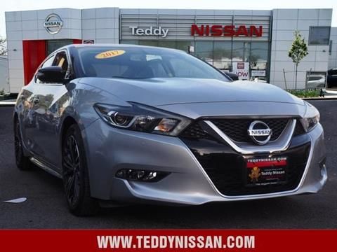 2017 Nissan Maxima for sale in Bronx, NY