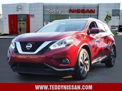 2018 Nissan Murano for sale in Bronx, NY