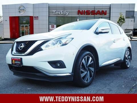 2016 Nissan Murano for sale in Bronx, NY