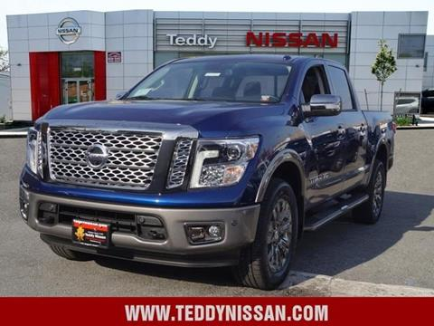 2018 Nissan Titan for sale in Bronx, NY