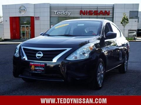 2017 Nissan Versa for sale in Bronx, NY
